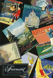 CANADA UX 120 - CST 7568 - PREPAID POSTAGE POSTCARD -  FAIRMONT WITH TM ON BACK