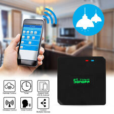 Sonoff RF Bridge 433MHz Wifi 16CH Remote Smart Switch DIY Timer Controllo LD1223