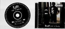 cd KORN - Life is peachy - heavy metal nu metal hard rock punk