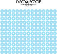 """Disco & Boogie - 200 Breaks & Drum Loops: Volume 2 [New 12"""" Vinyl]"""