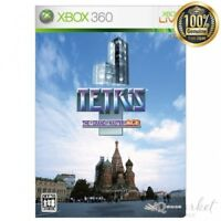 Tetris the Grand Master Ace Xbox 360 AQ interactive Game Softwear from JAPAN NEW