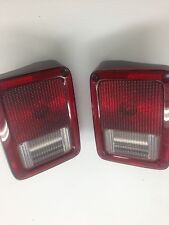Jeep JK Wrangler OEM Tailights, Left & Right New Takeoff's-Fits 2007-2016
