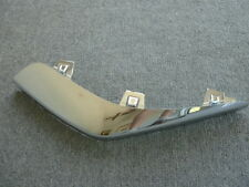 Chrysler Pacifica chrome right rear bumper molding trim
