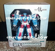Transformers Iron Factory IF EX-04 Classic City Commander Ultra Magnus in Stock