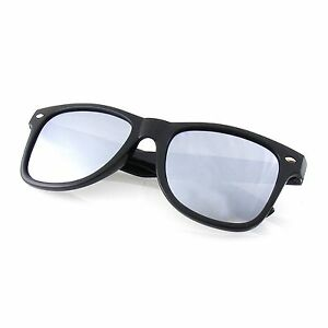 Trendy Sunglasses Vintage Mirror Lens New Men Women Fashion Frame Retro
