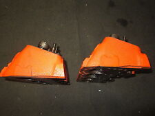 3782461 SBC Double Hump Camelback Heads 1965 Chevelle  Corvette