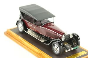 EMC 1926 Bugatti Type 41 Royale Torpedo Packard chassis 41100 EMC 203