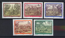 AUSTRIA 1984-1985 MNH SC.1285/1288A Monasteries and Abbeys
