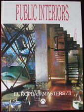 Europeans Masters 3 Public Interiors 6 Atrium