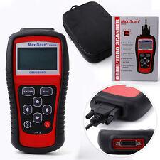 NEW! MaxiScan MS509 Car Diagnostic Fault Code Scanner Reader CAN OBDII OBD2 EOBD