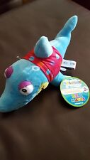 NEW Neat-Oh! Splushy Chomper Shark Plush