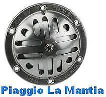 1956 rif.piaggio 070300 CLACSON 6V CROMATO BACHEL GENOVA VESPA 50 S 90 V9A1