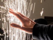 Sparkular Puder Cold Spark pyrotechnic Kalte Funken Effekt Indoor Granulat 200gr