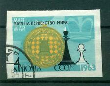 Russie - USSR 1963 - Michel n. 2763 B - Championnats d'échecs