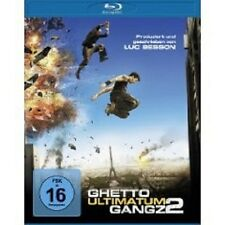 GHETTOGANGZ 2 ULTIMATUM BLU RAY ACTION NEU