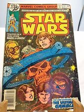 """STAR WARS # 19 """"THE ULTIMATE GAMBLE!"""" JANUARY 1979 1ST PRINT 35 CENT MARVEL"""