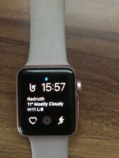 Apple watch series 2 rose gold 38mm - Excellent Condition