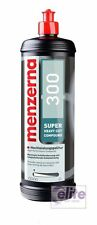 Menzerna Super Heavy Cut Compound 300 - 1 Litre - Effective on heavy defects