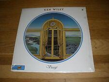 KEN WILEY visage LP Record - Sealed