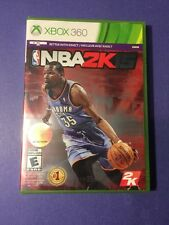 NBA 2K15 (XBOX 360) NEW