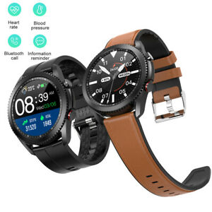 Smart Watch Sport Heart Rate Monitor Bluetooth Calling for iPhone Samsung Galaxy