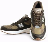 New Balance 991.9 Made In UK ENGLAND Olive Gum Men's Shoes M9919LP Size 11.5 New