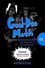 Grade 3&4 Ser.: Cool-Doo Math : Grade 3&4 - Vol. 2 - Black and White Version...