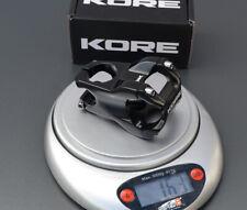 Kore Repute delantera de 50mm 35 mm 0 grados negro brillante 1 1/8 ah stem