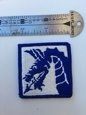 18th Airborne Corps Class A Patch
