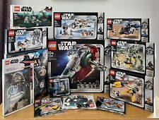 Lego Star Wars 20th Anniversary Sets 75243 75262 75258 75261 75259 30624 75522 +