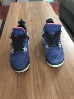 Nike Air Jordan 4 Retro WNTR Loyal Blue GS Shoes CQ9745-401 Size 6.5Y Women's 8