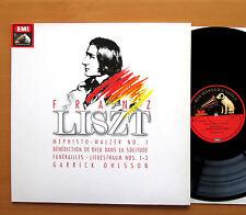 ED 29 0731 1 Franz Liszt Mephisto Waltz Funerailles etc Garrick Ohlsson NM