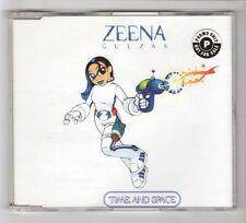 (HB176) Zeena Gulzar, Time & Space - 1997 CD