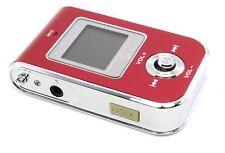 Visual Land 1GB MP3/WMA/REC/FM/MTV Digital Player VL-545 ( Red )