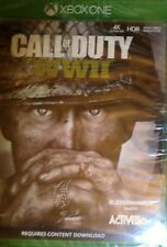 Call of Duty: WWII (Xbox One, 2017)  *Factory Sealed*