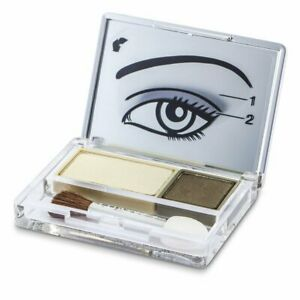 Clinique All About Shadow Duo - # 10 Mixed Greens 2.2g/0.07oz Eye Color