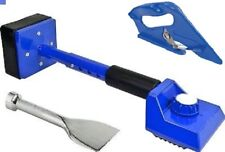 3 PIECE CARPET FITTING TOOL KIT - KNEE KICKER / BOLSTER / CUTTER