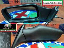 SPECCHIO RETROVISORE SINISTRO ALFA ROMEO 75 LEFT REAR VIEW MIRROR