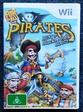 Wii Pirates Hunt For Blackbeard's Booty