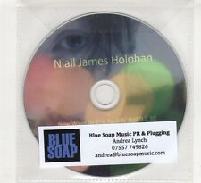 (HE545) Niall James Holohan, New Wave (Is This Rock N' Roll?) - 2015 DJ CD