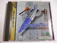 THUNDER FORCE GOLD PACK 1 Sega Saturn JAPAN