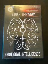 Emotional Intelligence (E.I.) by Luke Jermay - Mentalism Magic Effects DVD