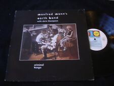 MANFRED MANN'S EARTH BAND/WITH CHRIS THOMPSON/CRIMINAL TANGO/FRENCH PRESS
