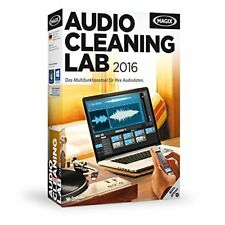 MAGIX Audio Cleaning Lab 2016 Download Win deutsch