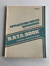 D.A.T.A. Semiconductor Application Notes June 1983 80S Electronics Edition 23