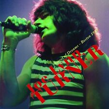 Joe Lynn Turner - Street of Dreams - Boston 1985 [New CD]