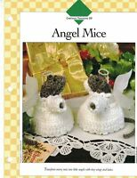 Angel Mice Crochet Single Pattern Vanna White