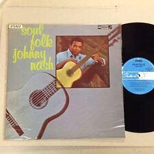 Johnny Nash Soul Folk EXC Australian Festival Lable 12`` Lp Record