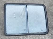 Seitenscheibe Fiat Doblo 223 Bj2003  Schiebe Tür Fenster Scheibe Links Mitte