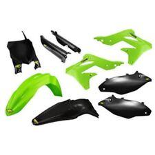 Kawasaki KX250F 2013–2016 Cycra Powerflow Full Plastic Body Kit Green/Black